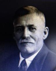 Marvin Clark, born in 1857, was a town marshal in Linton, Oregon.