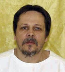 This  photo provided by the Ohio Department of Rehabilitation and Correction shows Dennis McGuire.