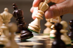 There's big money involved in college chess.