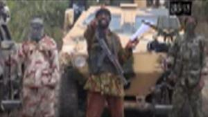 Abubakar Shekau, the leader of Nigeria's Boko Haram, speaks in a video in which his group claimed responsibility for the April 15 mass abduction of nearly 300 teenage schoolgirls.