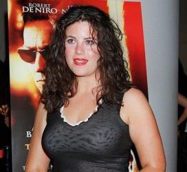 In this July 11, 2001, file photo, Monica Lewinsky arrives for a special screening of The Score in New York.