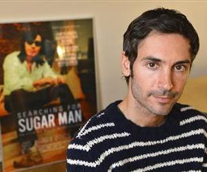 A Dec. 18, 2012 photo from files showing Swedish Academy Award-winning documentary filmmaker Malik Bendjelloul.