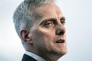 White House Chief of Staff Denis McDonough speaks at the National Security Agency on Friday, March 28, 2014, at Fort Meade, Maryland.