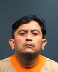 This photo released by the Santa Ana Police Department shows suspect Isidro Garcia, age 41, of Bell Gardens, Calif.