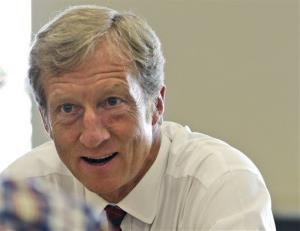Tom Steyer in a 2013 file photo.