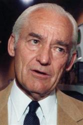 In this July 7, 1984 file photo, the late Sam Walton, founder of Bentonville, Ark., -based Wal-Mart, talks to reporters in Little Rock, Ark.
