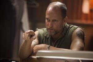 This image released by Relativity Media shows Woody Harrelson in a scene from Out of the Furnace.