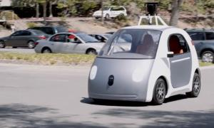 Google's vision redefines car and driver concept