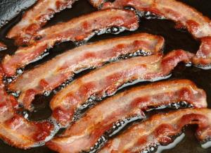 Why does bacon smell so enticing?