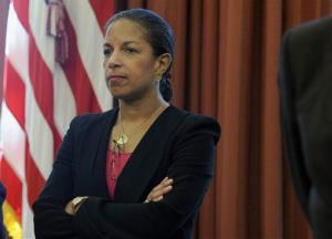 National Security Adviser Susan Rice in the Oval Office in Washington, Monday, May 12, 2014.