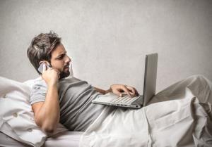 Putting off sleeping: It's 'bedtime procrastination.'