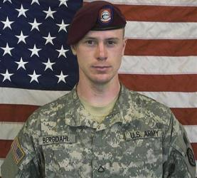 This undated photo provided by the US Army shows Sgt. Bowe Bergdahl.