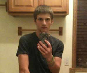 Jared Padgett, identified as the school shooter in Oregon.