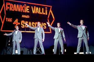 A photo from Warner Bros. Pictures' musical Jersey Boys, a Warner Bros. Pictures release.