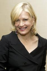 In this March 24, 2012 photo, Diane Sawyer attends Aretha Franklin's seventieth birthday party in New York.