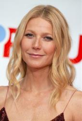 American actress Gwyneth Paltrow arrives on the red carpet for the Goldene Kamera (Golden Camera) media awards in Berlin, Germany, Saturday, Feb. 1, 2014.