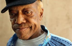 Bobby Womack poses for a portrait in 2012.