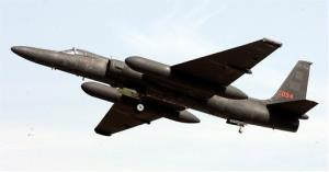 This 2008 file photo shows a U2 reconnaissance plane taking off at the U.S. airbase in Osan, south of Seoul, South Korea.