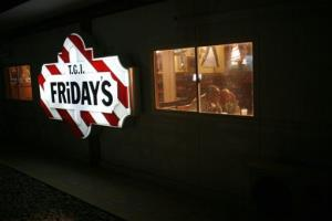 Sales at TGI Friday's dropped almost 5% last year.