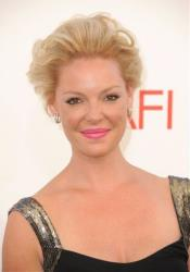 Katherine Heigl arrives at the AFI Life Achievement Award Honoring Shirley MacLaine at Sony Studios on Thursday, June 7, 2012 in Culver City, Calif.