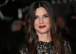 In this Thursday, Oct. 10, 2013, file photo, U.S actress Sandra Bullock attends the British Film Institute London Film Festival Gala Screening of Gravity, at a central London cinema.