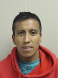 This undated photo released by the San Joaquin County District Attorney's Office shows Eduardo Rosas Cruz.