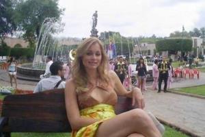Maria Putin.