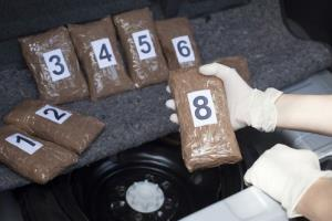Paris cops don't know what happened to 110 pounds of cocaine that were lifted from police headquarters.