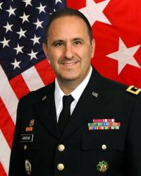 This image provided by the Army shows Maj. Gen. Harold J. Greene.