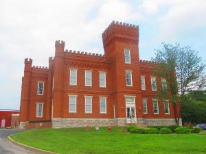 Kentucky State University's Jackson Hall.