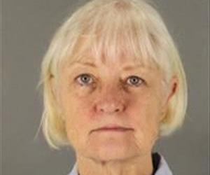 Marilyn Jean Hartman's police mugshot.   (San Mateo County Sherrif's Office)