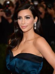 Kim Kardashian, selfie extraordinaire.