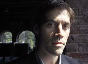 A file photo of American journalist James Foley.