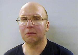 This April 2013 file booking photo provided by the Kennebec County Sheriff's Office in Augusta, Maine, shows Christopher Knight.