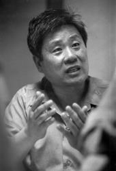 This undated file photo shows Han Tak Lee.