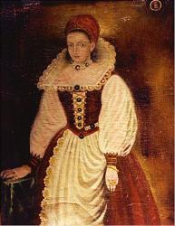 Countess Elizabeth Bathory.