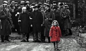An image from Schindler's List.
