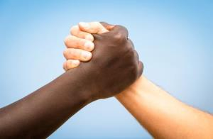 Most white people don't have any black friends, a survey finds.