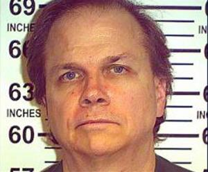 A 2012 photo of Mark David Chapman at the Wende Correctional Facility in Alden, N.Y.