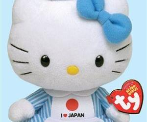 Hello Kitty - I Love Japan