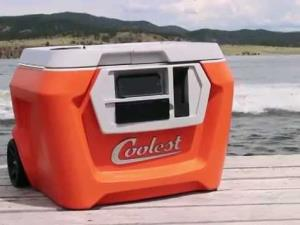 The Coolest Cooler has become Kickstarter's most-funded campaign yet.