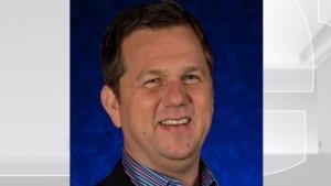 Centerplate CEO Des Hague.