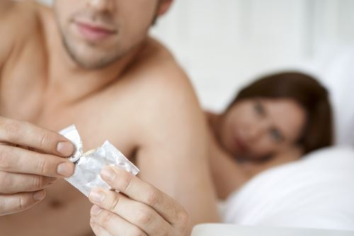 Use condoms during sex to prevent genital herpes