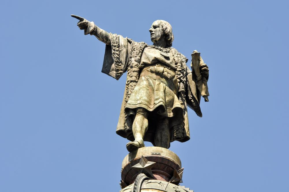 an opinion on the bias description of christopher columbus of the native americans Twenty five years ago, ahead of its time as usual, the city of berkeley renamed columbus day as indigenous peoples day los angeles, what took you so long this week, despite heartfelt pleas.