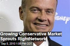 Growing Conservative Market Sprouts RightNetwork