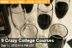 9 Crazy College Courses