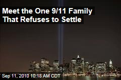 Meet the One 9/11 Family That Refuses to Settle