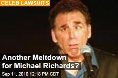 Another Meltdown for Michael Richards?