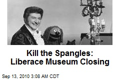 Kill the Spangles: Liberace Museum Closing