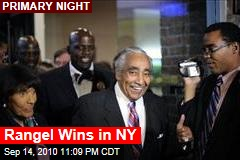 Rangel Wins in NY
